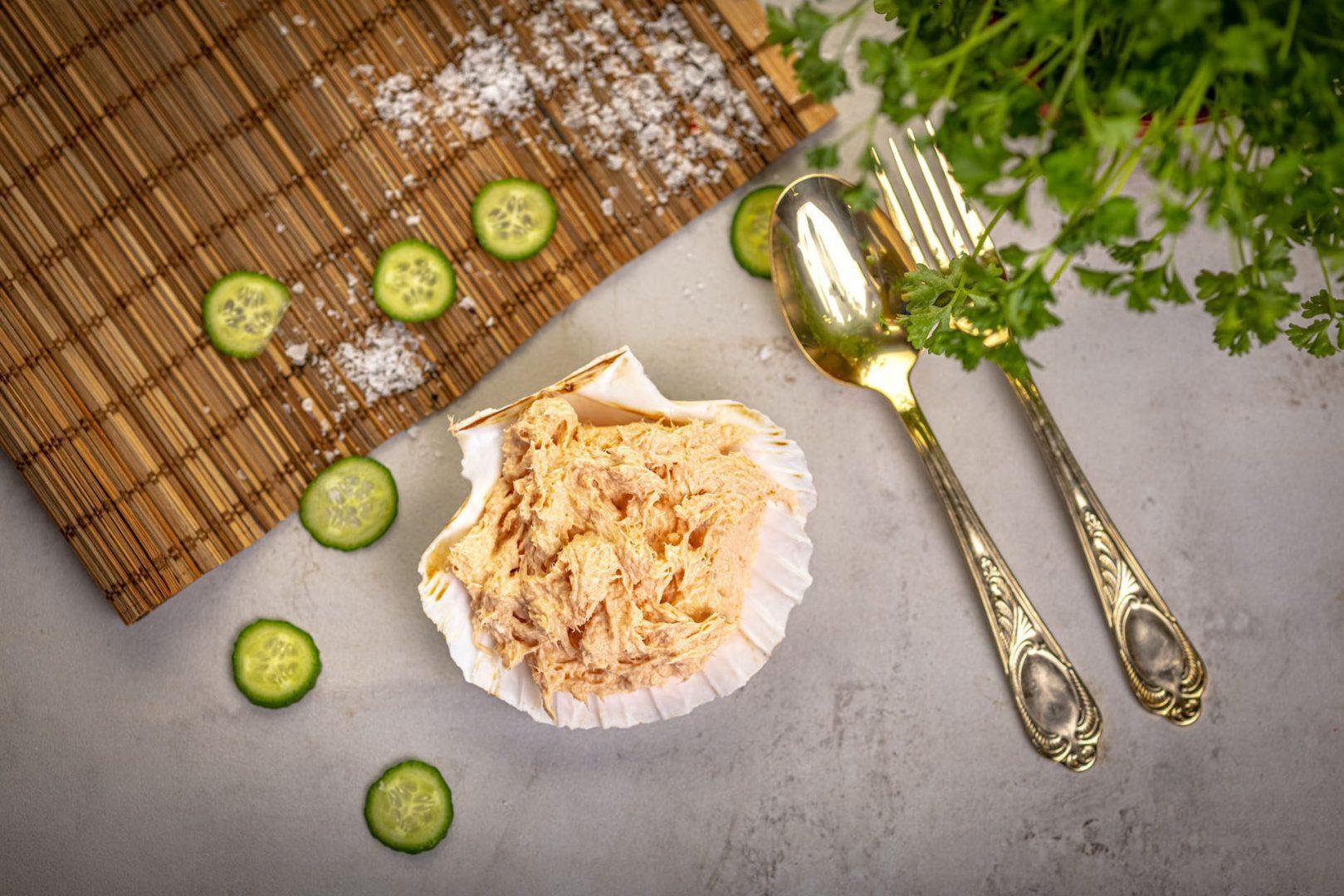 Zalmsalade bestellen